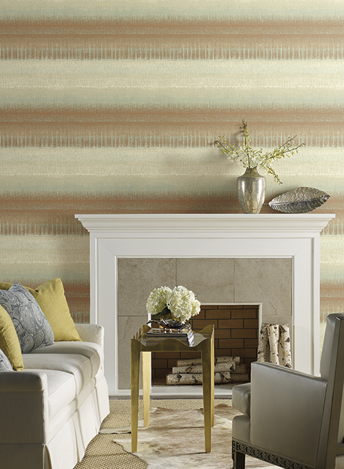 DPR; AML A65 Faded Damask; WMB 739 Ashland; TR4219; EE1301; fireplace; living